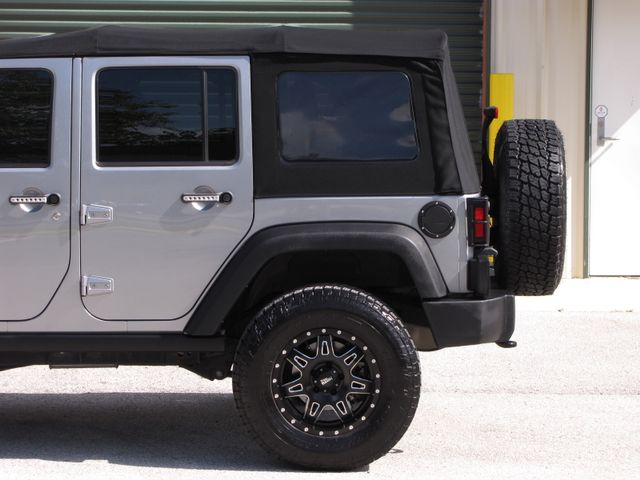 2014 Jeep Wrangler Unlimited Rubicon Jacksonville , FL 9