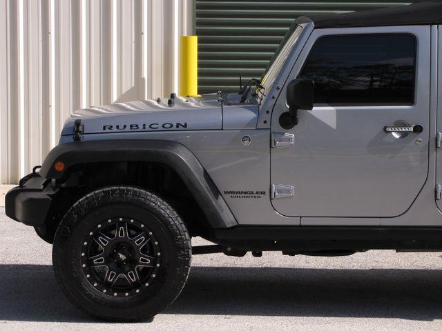 2014 Jeep Wrangler Unlimited Rubicon Jacksonville , FL 8
