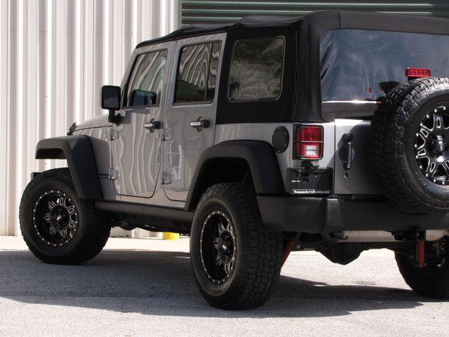 2014 Jeep Wrangler Unlimited Rubicon Jacksonville , FL 22
