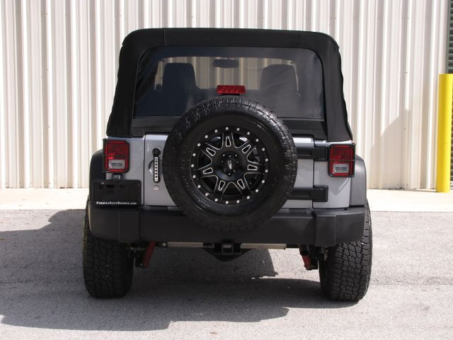 2014 Jeep Wrangler Unlimited Rubicon Jacksonville , FL 20