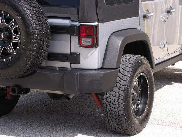 2014 Jeep Wrangler Unlimited Rubicon Jacksonville , FL 25