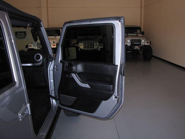 2014 Jeep Wrangler Unlimited Rubicon Jacksonville , FL 48
