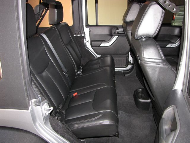 2014 Jeep Wrangler Unlimited Rubicon Jacksonville , FL 41