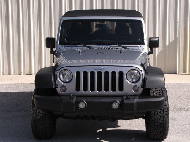 2014 Jeep Wrangler Unlimited Rubicon Jacksonville , FL 14