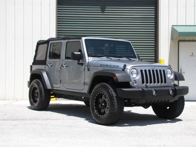 2014 Jeep Wrangler Unlimited Rubicon Jacksonville , FL 1