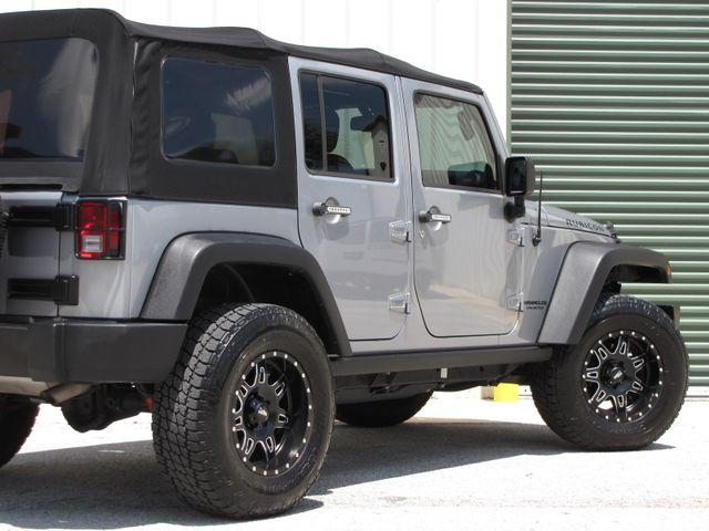 2014 Jeep Wrangler Unlimited Rubicon Jacksonville , FL 23