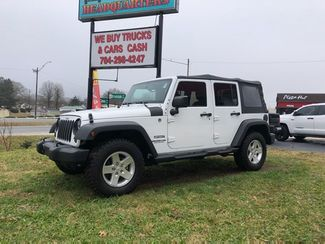 2014 Jeep Wrangler Unlimited Sport in Kannapolis, NC 28083