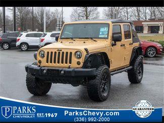2014 Jeep Wrangler Unlimited Sport in Kernersville, NC 27284