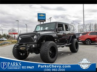 2014 Jeep Wrangler Unlimited Sahara in Kernersville, NC 27284