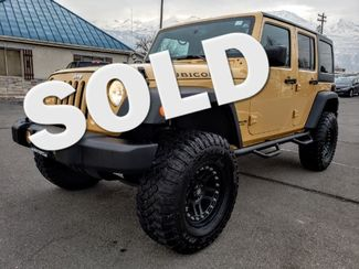 2014 Jeep Wrangler Unlimited Rubicon LINDON, UT