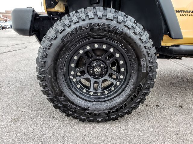 2014 Jeep Wrangler Unlimited Rubicon LINDON, UT 8