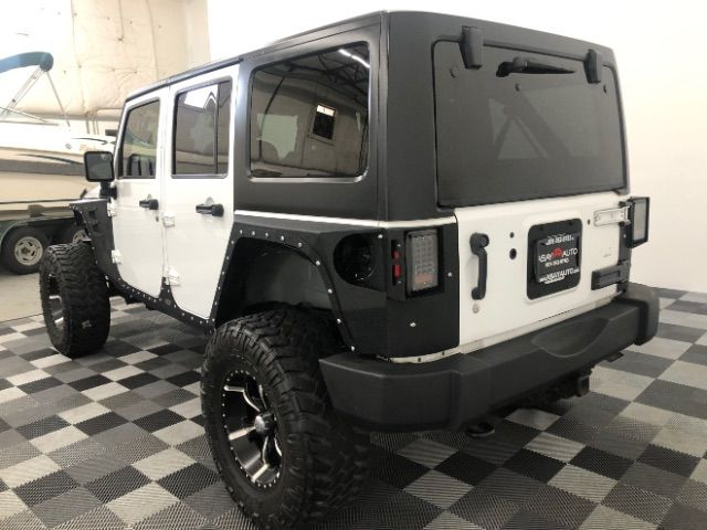 2014 Jeep Wrangler Unlimited Sport LINDON, UT 5