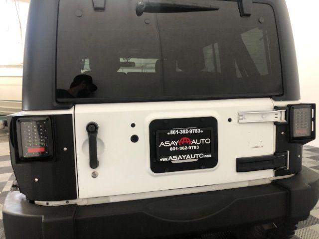 2014 Jeep Wrangler Unlimited Sport LINDON, UT 6