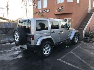 2014 Jeep Wrangler Unlimited Sahara Los Angeles, CA 7