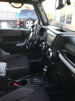 2014 Jeep Wrangler Unlimited Sahara Los Angeles, CA 5
