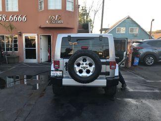 2014 Jeep Wrangler Unlimited Sahara Los Angeles, CA 6