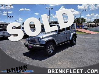 2014 Jeep Wrangler Unlimited Rubicon | Lubbock, TX | Brink Fleet in Lubbock TX