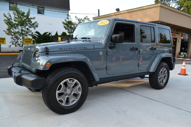 2014 Jeep Wrangler Unlimited Rubicon  city New  Father  Son Auto Corp   in Lynbrook, New