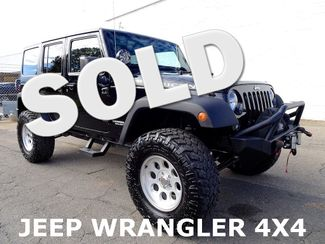 2014 Jeep Wrangler Unlimited Rubicon Madison, NC