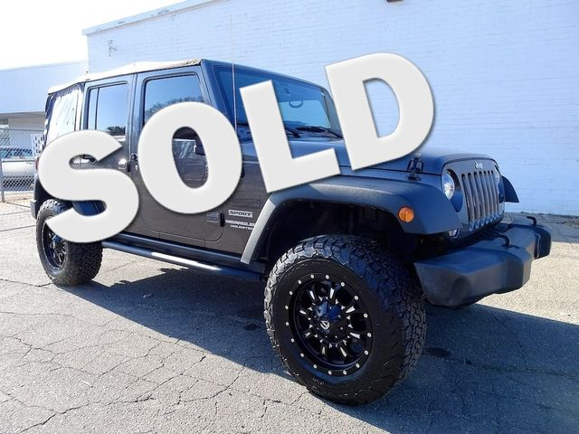 2014 Jeep Wrangler Unlimited Sport Madison, NC 0