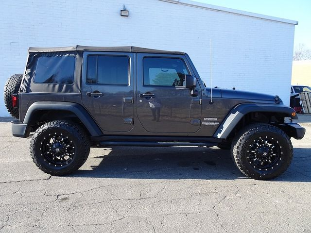 2014 Jeep Wrangler Unlimited Sport Madison, NC 1