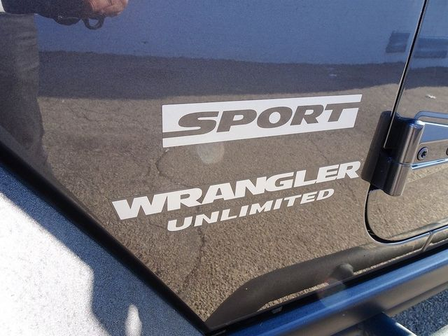 2014 Jeep Wrangler Unlimited Sport Madison, NC 12