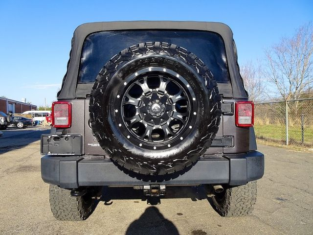 2014 Jeep Wrangler Unlimited Sport Madison, NC 3