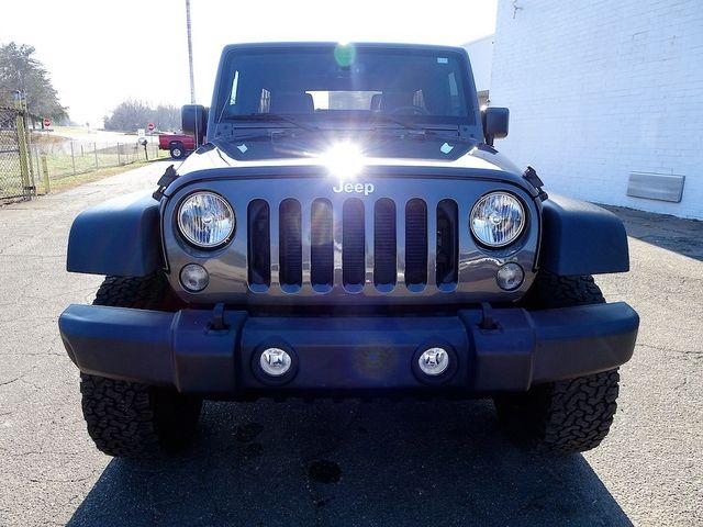 2014 Jeep Wrangler Unlimited Sport Madison, NC 7