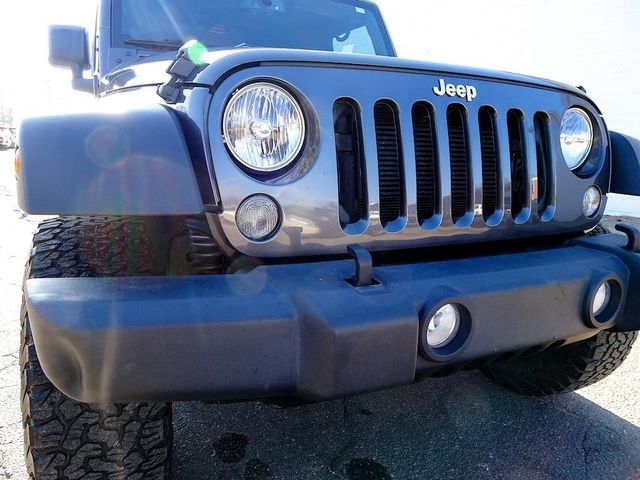 2014 Jeep Wrangler Unlimited Sport Madison, NC 8