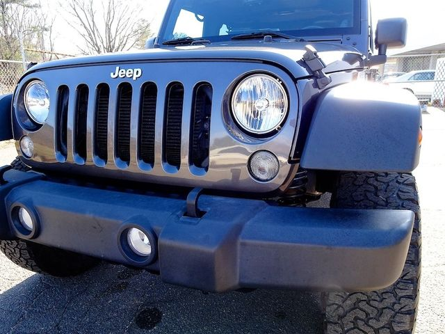 2014 Jeep Wrangler Unlimited Sport Madison, NC 9