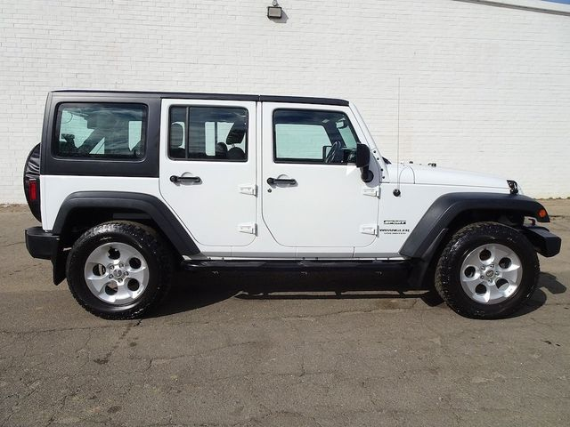 2014 Jeep Wrangler Unlimited Sport RHD Madison, NC 1