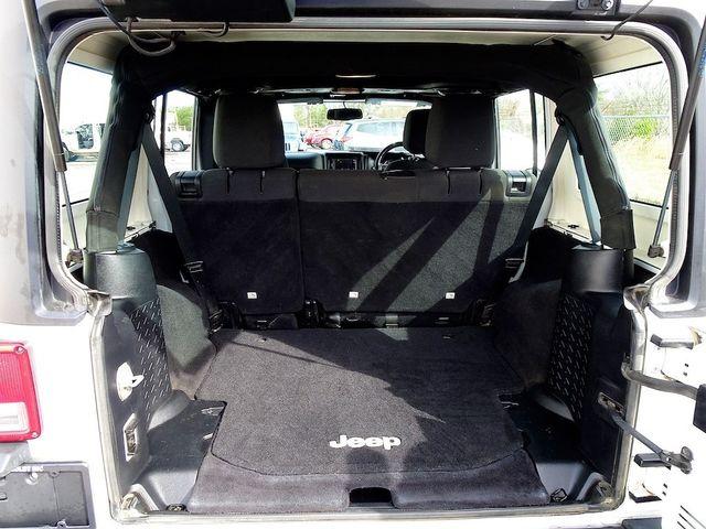 2014 Jeep Wrangler Unlimited Sport RHD Madison, NC 14