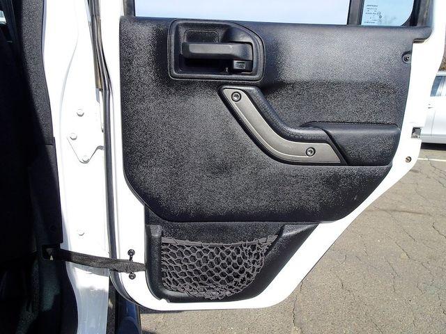 2014 Jeep Wrangler Unlimited Sport RHD Madison, NC 27