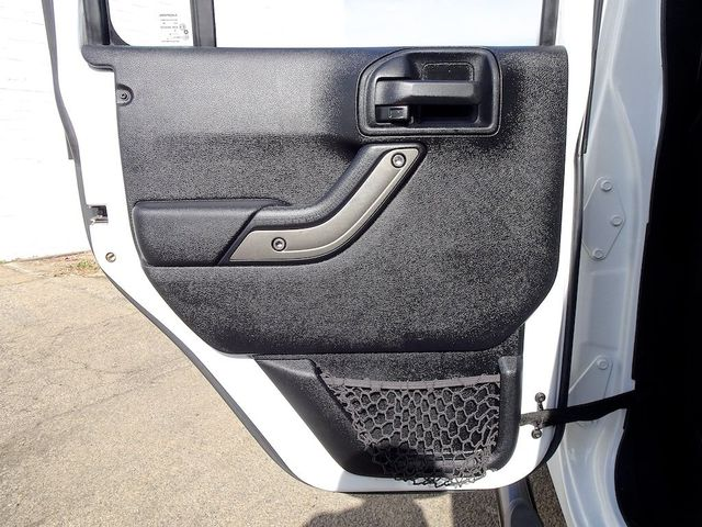 2014 Jeep Wrangler Unlimited Sport RHD Madison, NC 30