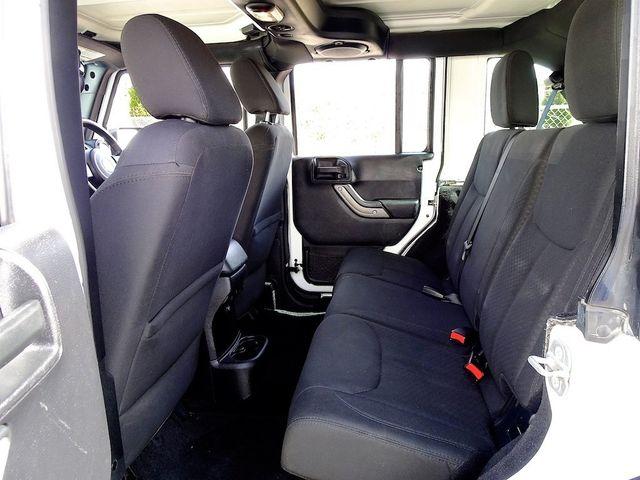 2014 Jeep Wrangler Unlimited Sport RHD Madison, NC 31