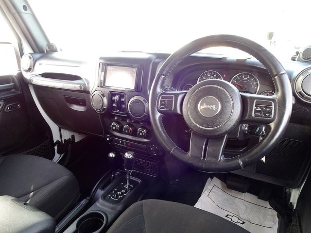 2014 Jeep Wrangler Unlimited Sport RHD Madison, NC 35