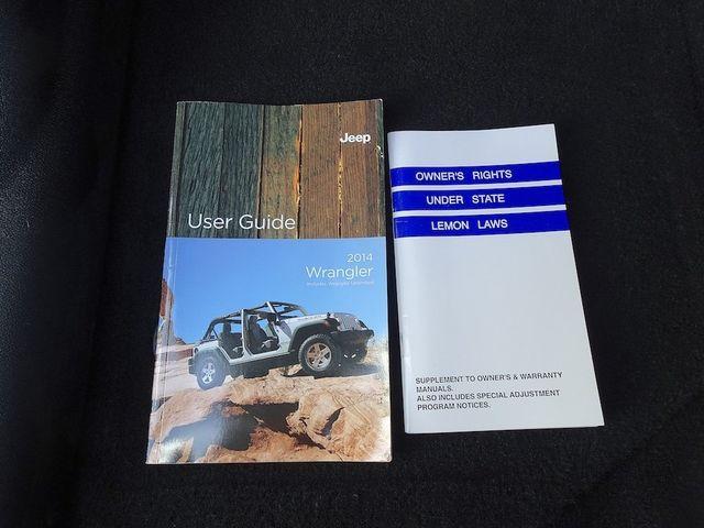 2014 Jeep Wrangler Unlimited Sport RHD Madison, NC 44