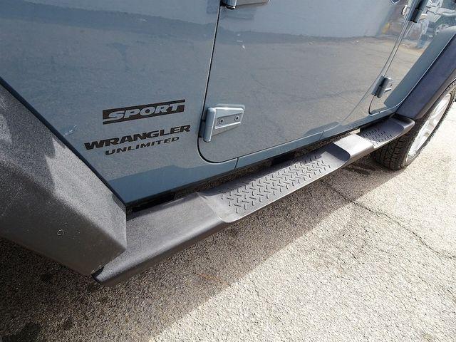 2014 Jeep Wrangler Unlimited Sport RHD Madison, NC 12
