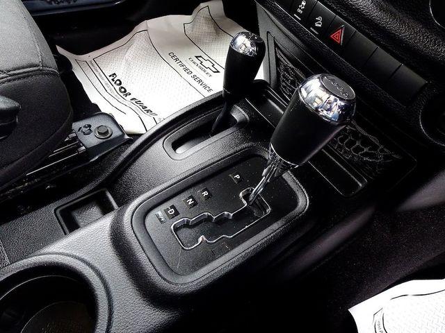 2014 Jeep Wrangler Unlimited Sport RHD Madison, NC 24
