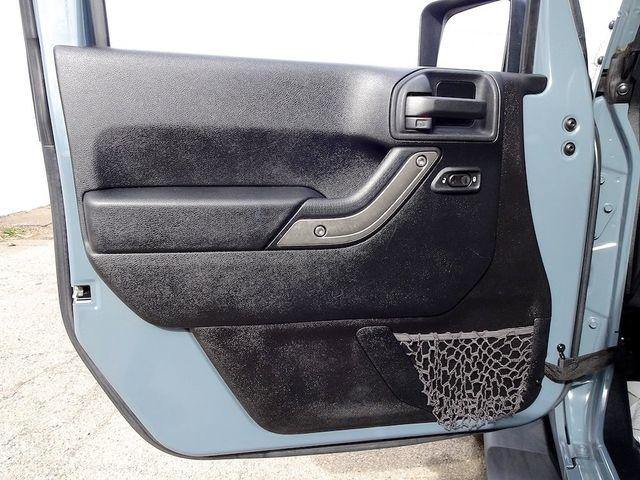 2014 Jeep Wrangler Unlimited Sport RHD Madison, NC 37