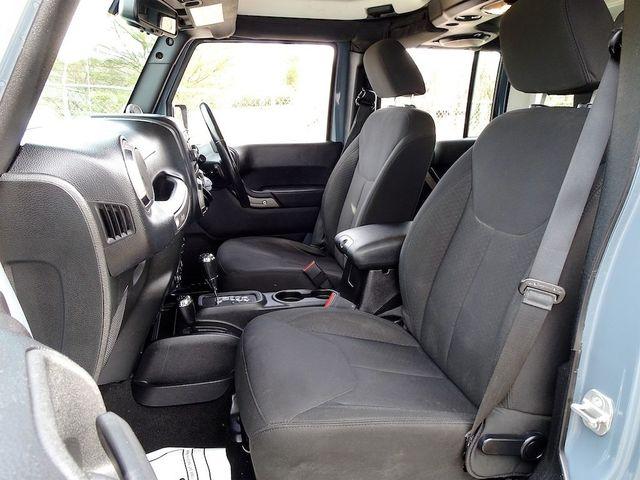 2014 Jeep Wrangler Unlimited Sport RHD Madison, NC 39