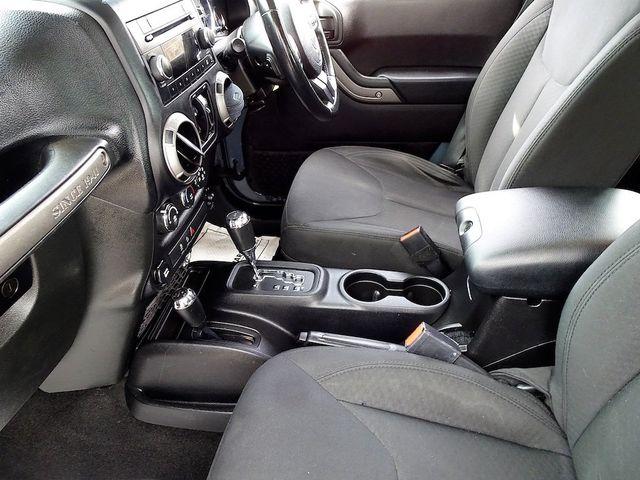 2014 Jeep Wrangler Unlimited Sport RHD Madison, NC 40