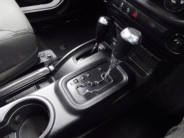 2014 Jeep Wrangler Unlimited Sport RHD Madison, NC 22