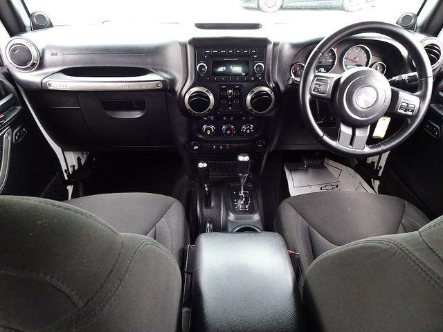 2014 Jeep Wrangler Unlimited Sport RHD Madison, NC 33
