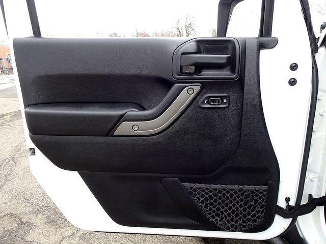 2014 Jeep Wrangler Unlimited Sport RHD Madison, NC 36