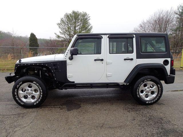 2014 Jeep Wrangler Unlimited Sport RHD Madison, NC 5