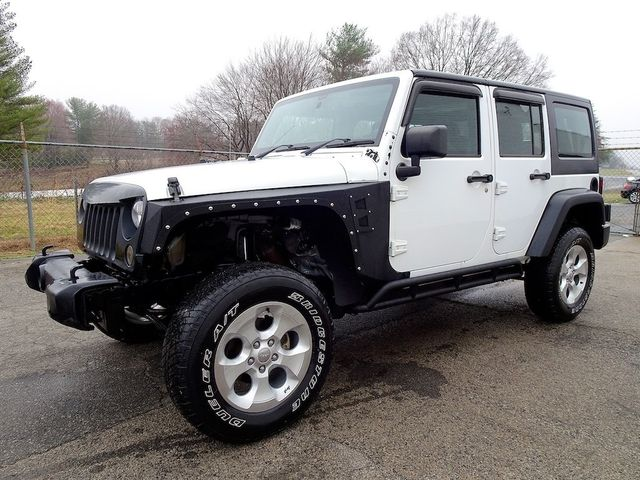 2014 Jeep Wrangler Unlimited Sport RHD Madison, NC 6
