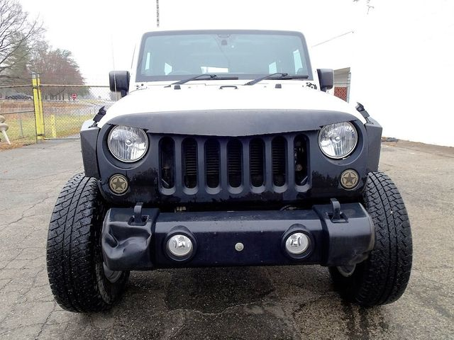 2014 Jeep Wrangler Unlimited Sport RHD Madison, NC 7