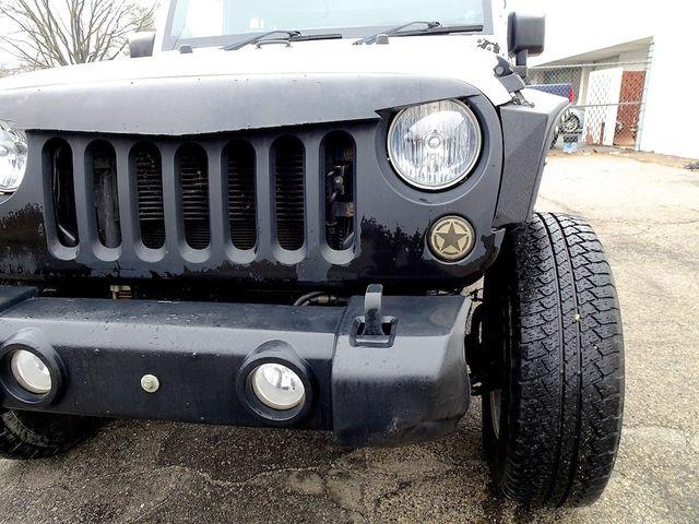 2014 Jeep Wrangler Unlimited Sport RHD Madison, NC 8