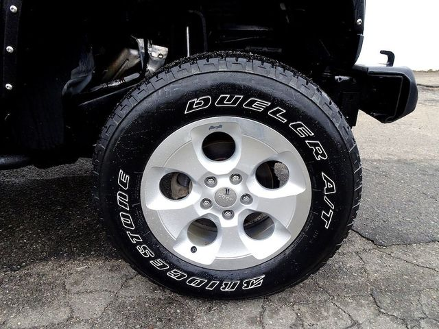 2014 Jeep Wrangler Unlimited Sport RHD Madison, NC 9